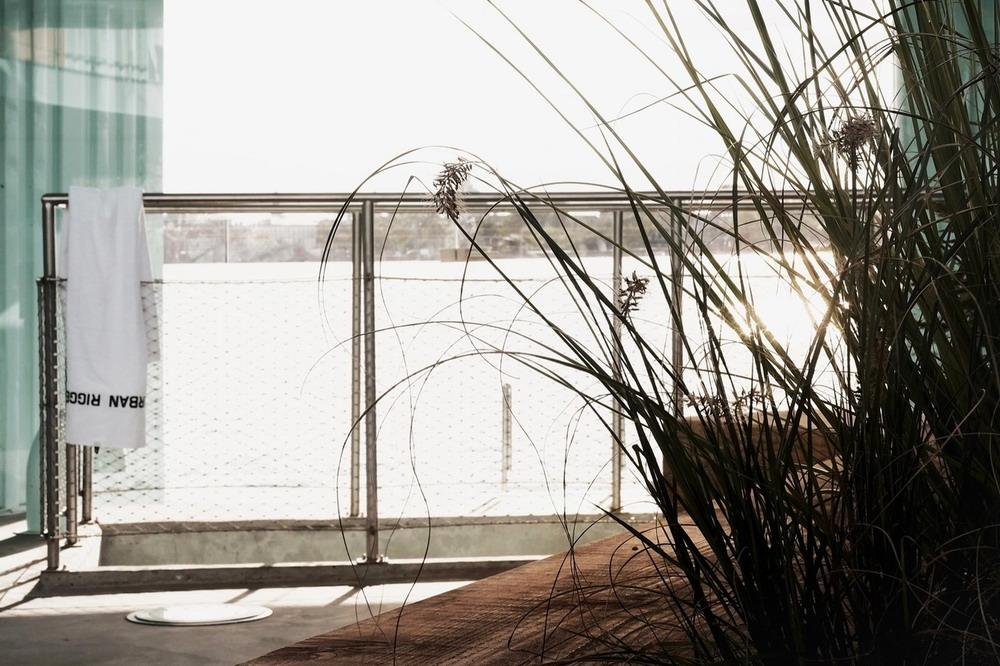 интерьер дома из контейнеров